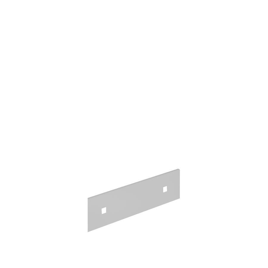 Schardt Kinderbett Clic weiß / grau