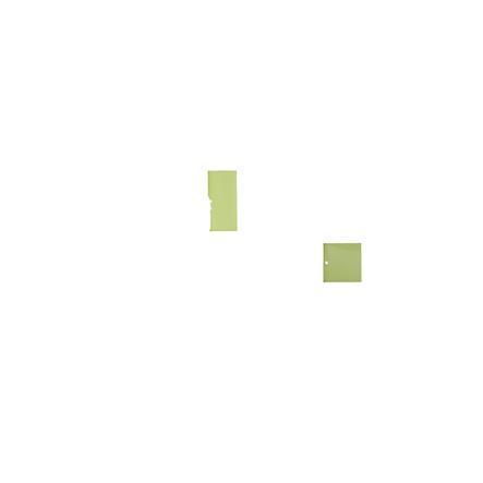 Schardt Chambre d'enfant complète Clic, 3 pièces, blanc/multicolore