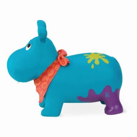 B. zabawki - Bounce r Hippo