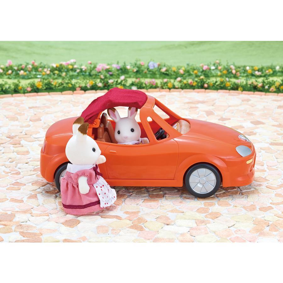 Sylvanian Families® Figurine voiture cabriolet 5227
