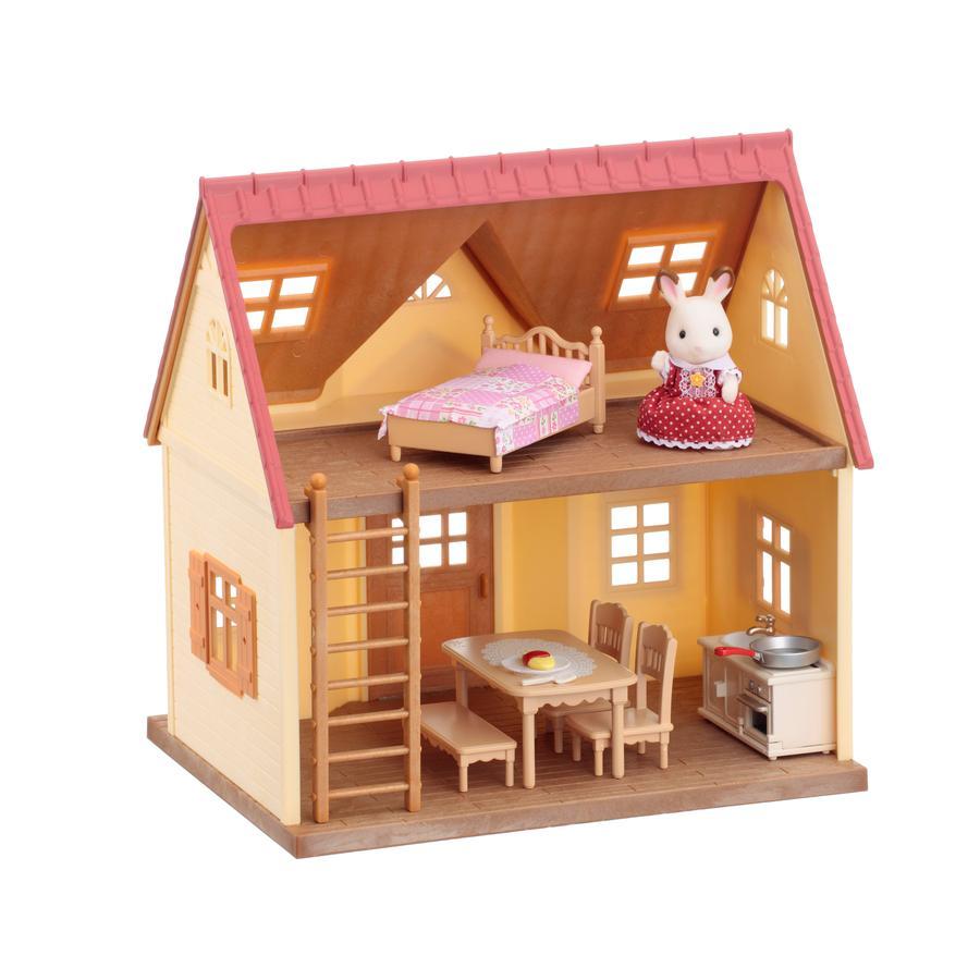 Sylvanian Families® Heerlijk Huisje Startershuis
