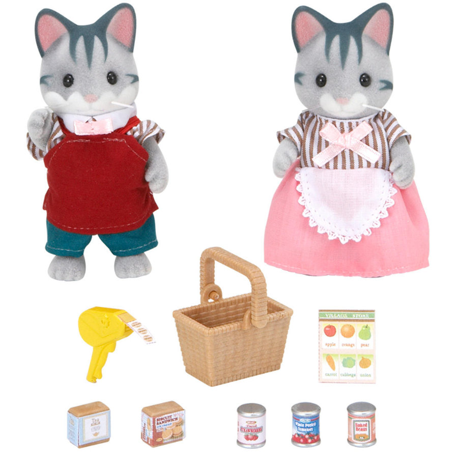 Sylvanian Families® Supermarkedsejere