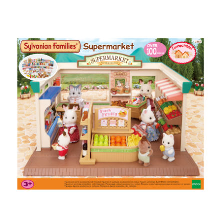 Sylvanian Families® Supermarked