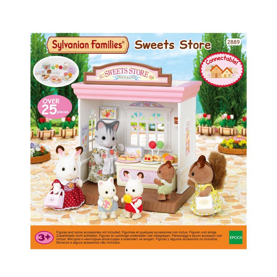 Sylvanian Families® Mobilier poupée  Magasin de bonbons