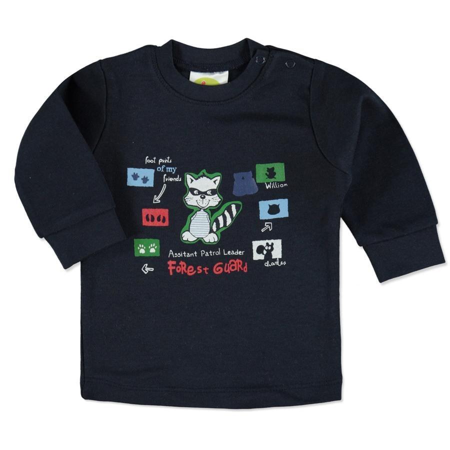 DIMO-TEX Bluza z szopem, marynarka wojenna.
