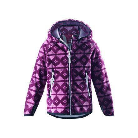 reima Soft veste coquillage AJATUS rouge