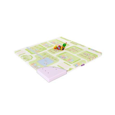 Träumeland Laufgittermatratze Play & Air 100 x 100 cm