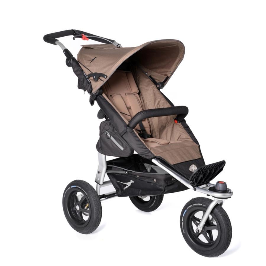 Zwillingskinderwagen tfk  tfk Kinderwagen Joggster Adventure - Fossil 2018 - babymarkt.de