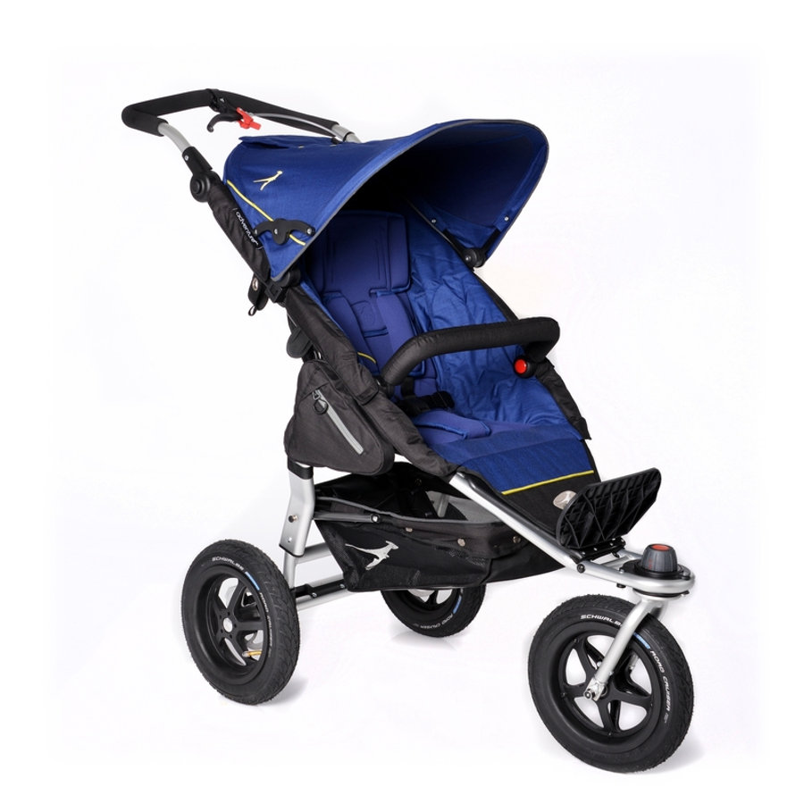 TFK Passeggino Joggster Adventure Twilight  Blue