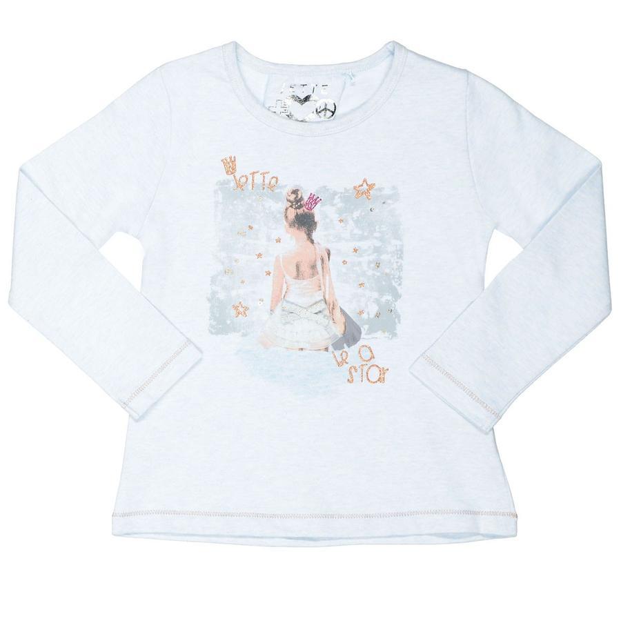 JETTE by STACCATO Girl Camicia camicia blu ghiaccio melange