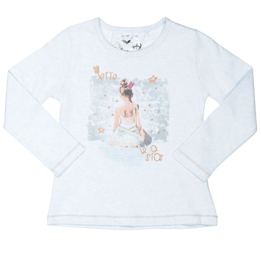 JETTE by STACCATO Girl s Camisa ice blue melange