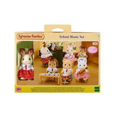 Sylvanian Families® Figurine cours de musique 5106