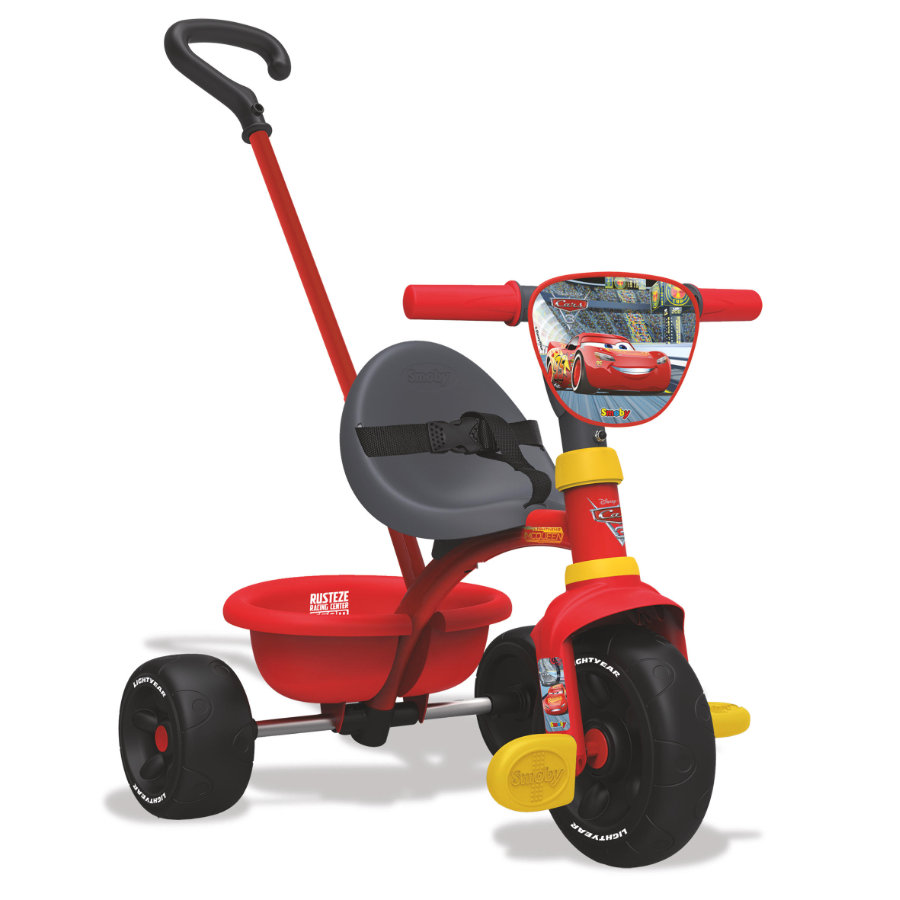 Smoby Tricycle Be Move Disney Cars