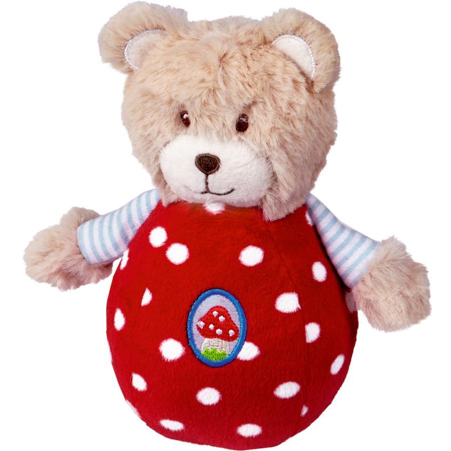 COPPENRATH Stavějící se medvídek se zvonkohrou - BabyGlück
