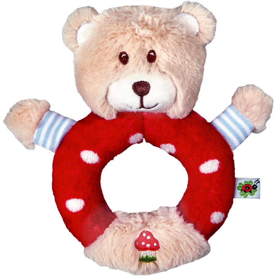 COPPENRATH Chrastítko kroužek medvídek - BabyGlück