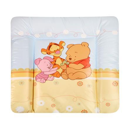 JULIUS ZÖLLNER Fóliová přebalovací podložka Baby Pooh and Friends 75 x 85 x 2 cm