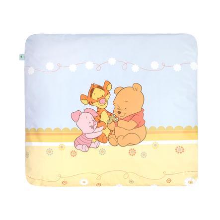JULIUS ZÖLLNER Wickelkissen Softy Baby Pooh and Friends 75 x 85 cm