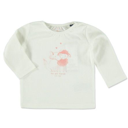 TOM TAILOR Girls Longsleeve white