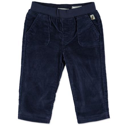 TOM TAILOR Pantalón de Boys pana azul oscuro verdadero