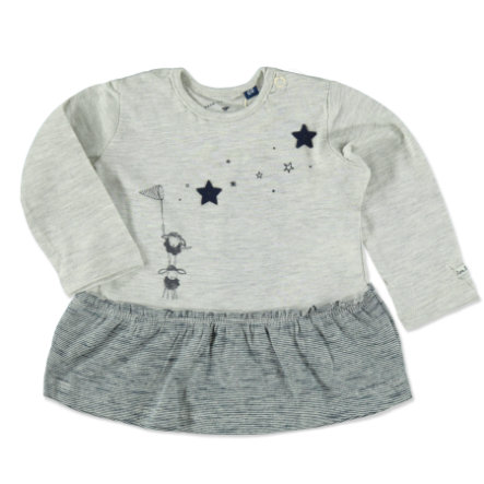 TOM TAILOR Girls Longsleeve grey melange