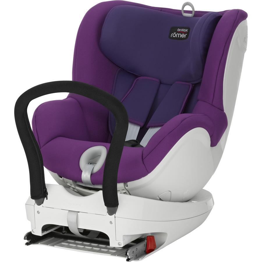 BRITAX RÖMER Fotelik samochodowy Dualfix Mineral Purple