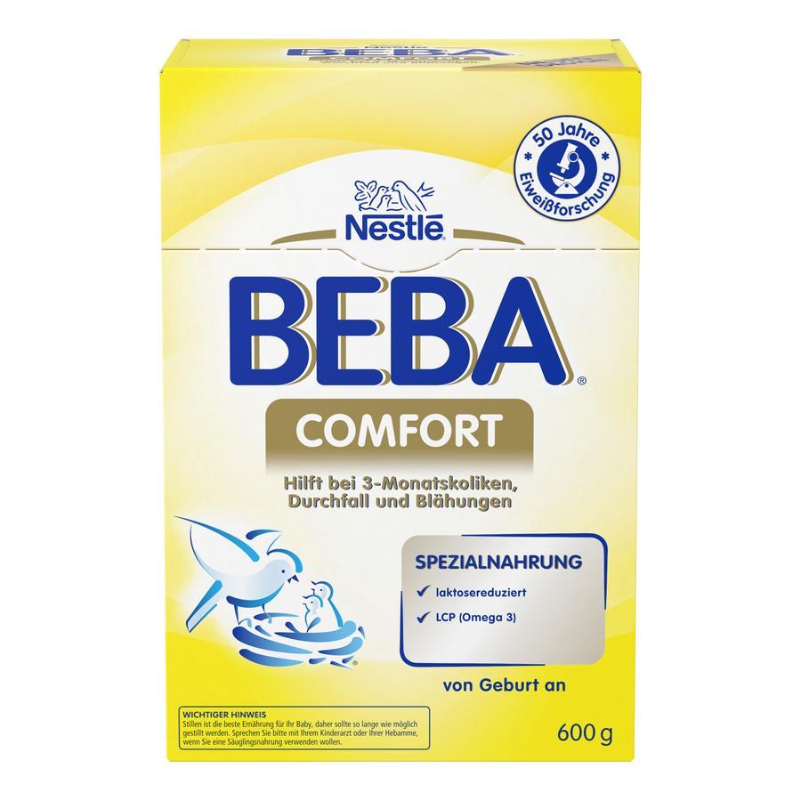 NESTLE BEBA Comfort Spezialnahrung 600g