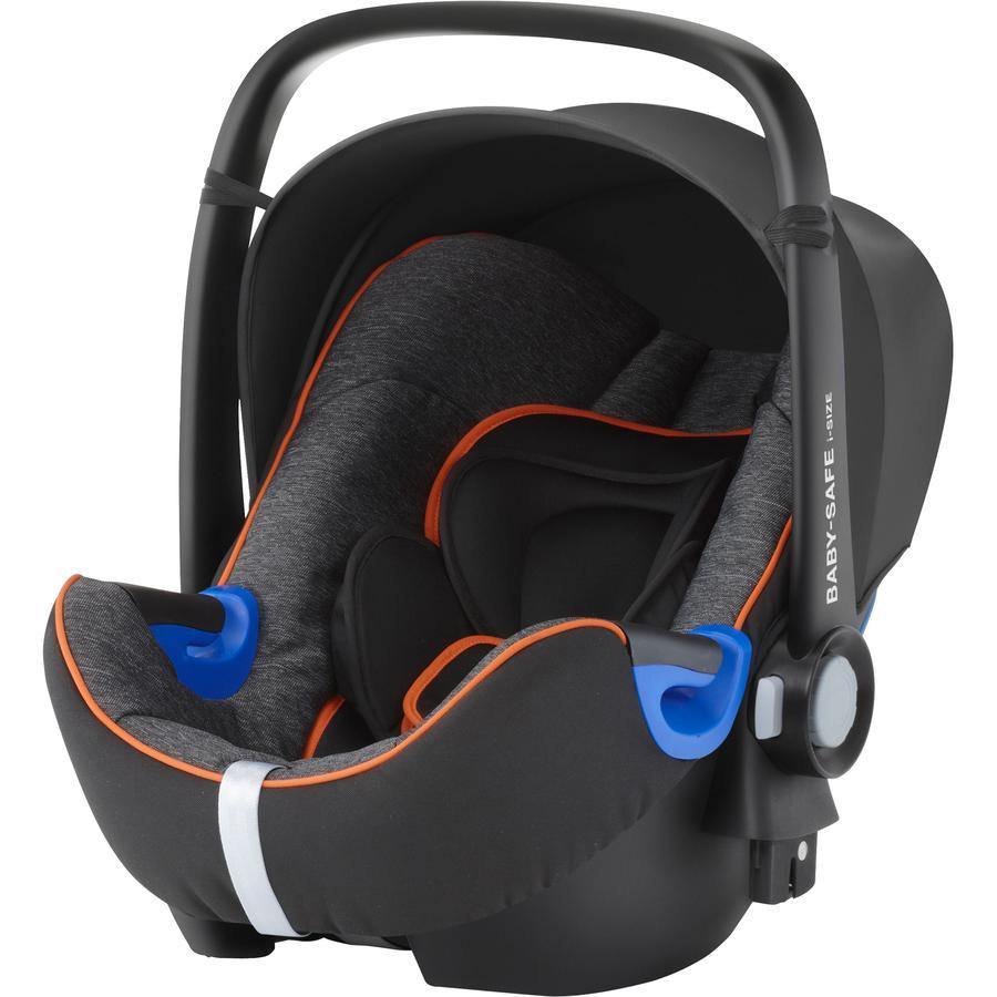 BRITAX RÖMER Baby-Safe i-Size Turvakaukalo, Black Marble