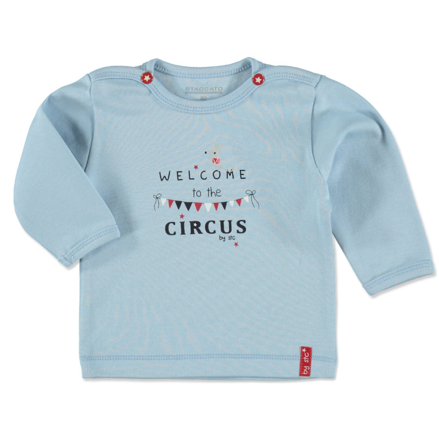 STACCATO Boys Shirt baby blue