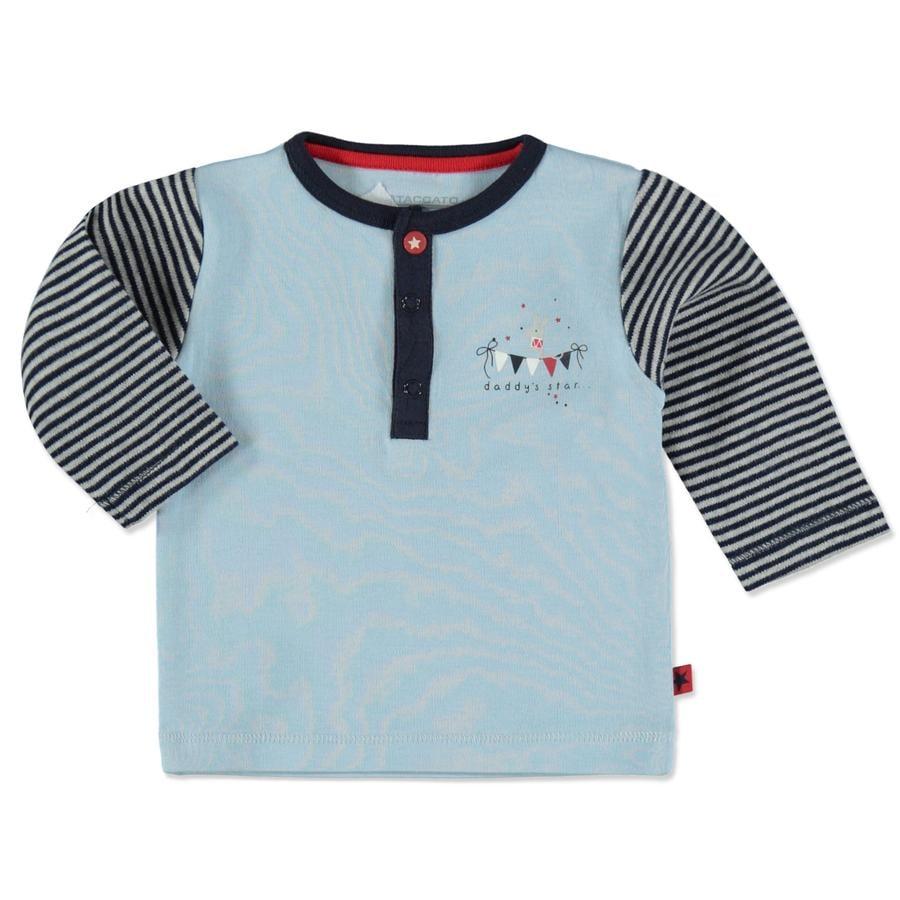 STACCATO  Chlapecká košile baby blue