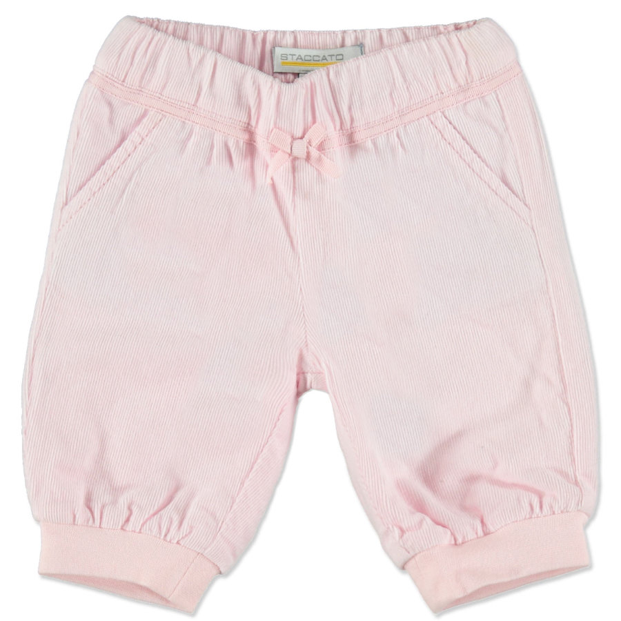 STACCATO Girls Kordhose wild rose