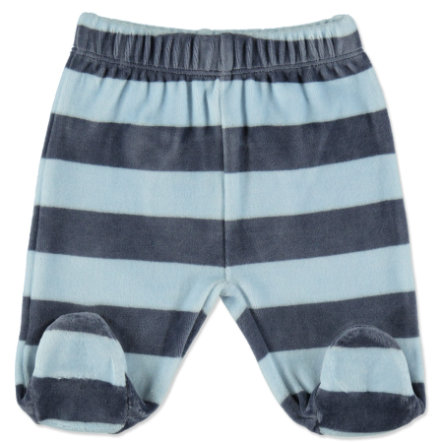 STACCATO Boys Nicki Hose grey blue Streifen