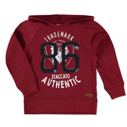 STACCATO Boys Kapuzenshirt red