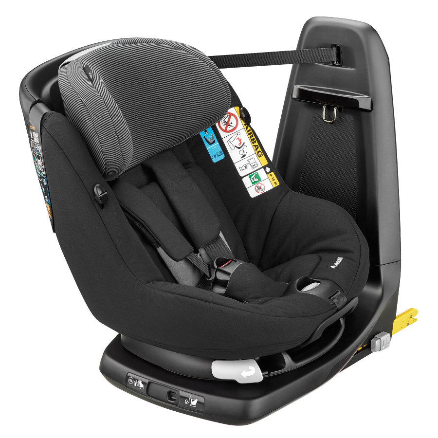 maxi cosi kindersitz axissfix black raven. Black Bedroom Furniture Sets. Home Design Ideas