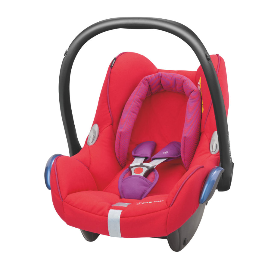 MAXI COSI Reiswieg Cabriofix Red orchid