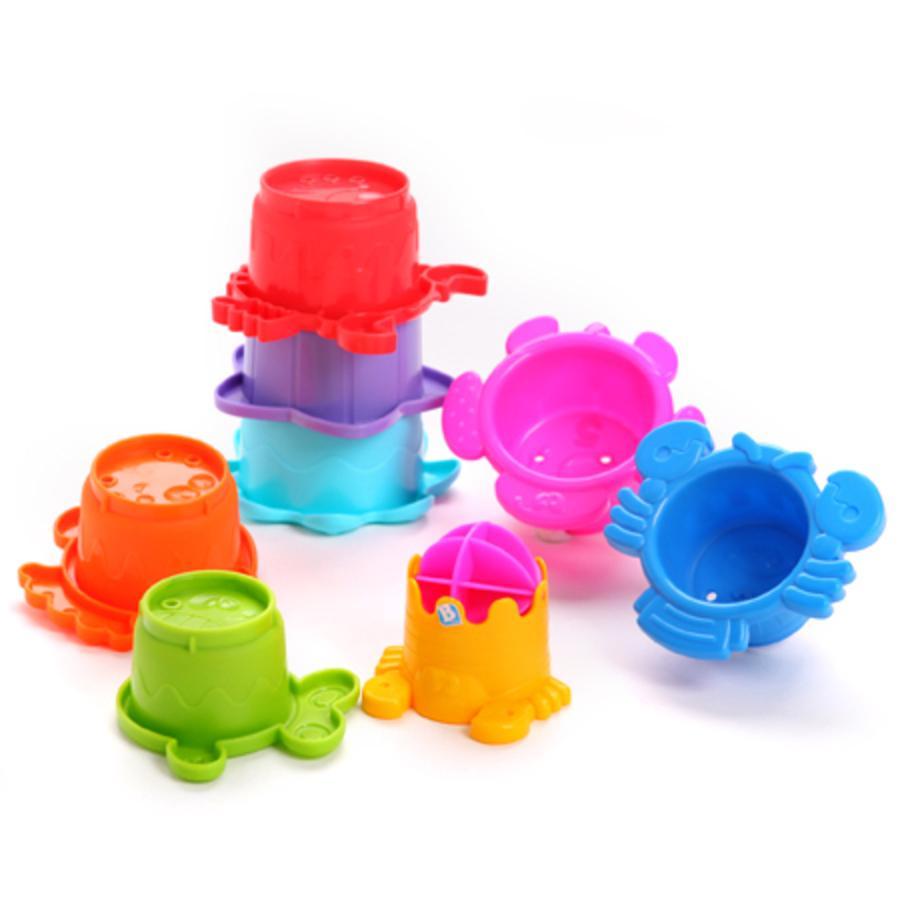 Infantino Bath stack ´o fun