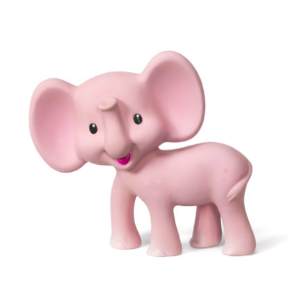 Infantino B kids® Squeeze and Teethe - Pink Elephant
