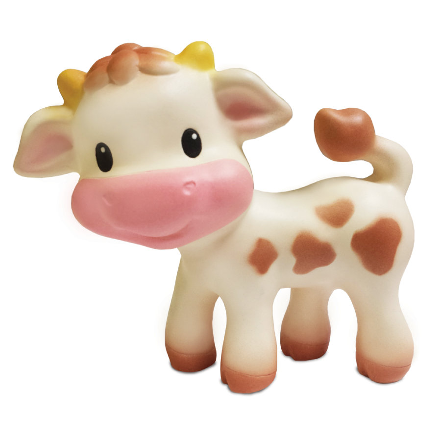 B kids® by Infantino Squeeze and Teethe - Cow