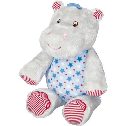 COPPENRATH Spieluhr Hippo, hellblau - BabyGlück