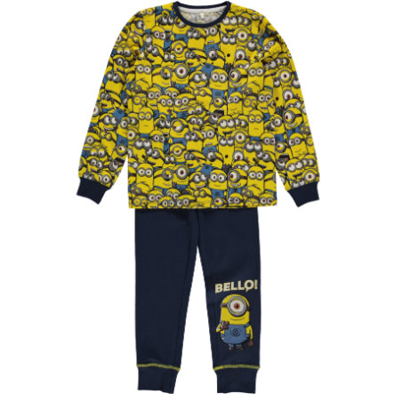 name it Boys Schlafanzug 2-teilig Minions dress blues