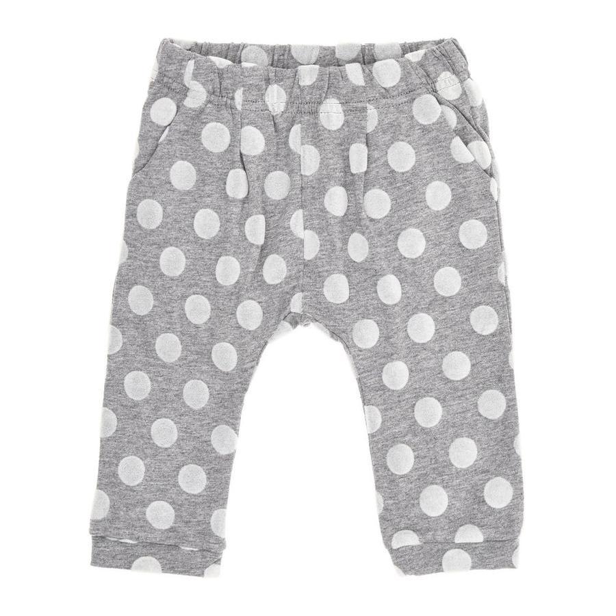 name it Girl s Nicki-Pants Prik grijs melange