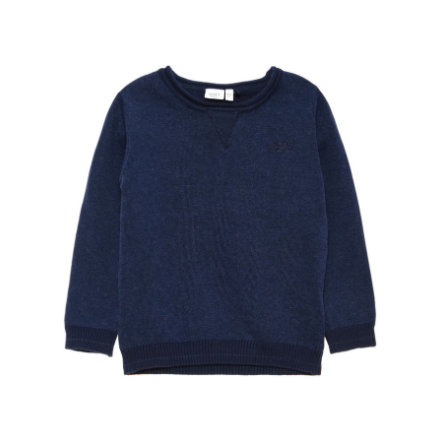 name it Boys Pullover Seras dress blues