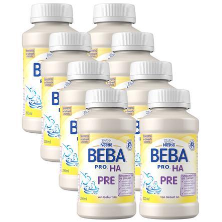 Nestlé BEBA PRO HA PRE 8x200ml