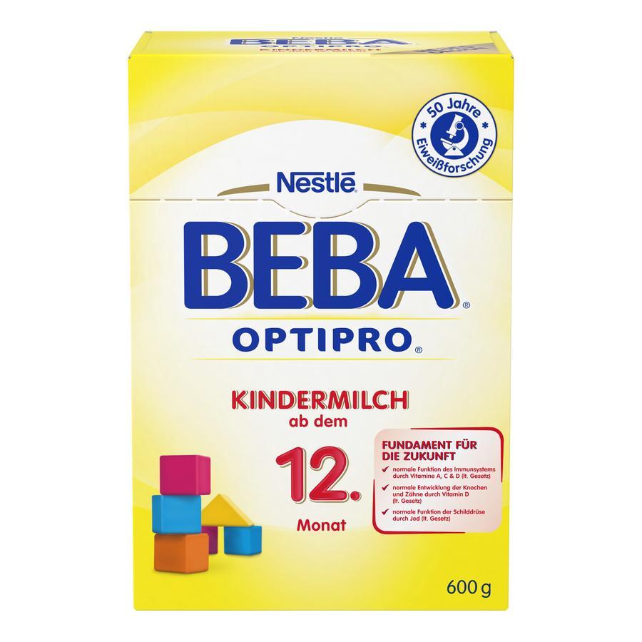 NESTLE BEBA OPTIPRO Kindermilch 1+ 600g