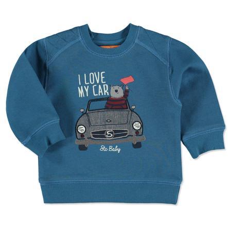 STACCATO Boys Sweat-shirt bleu foncé