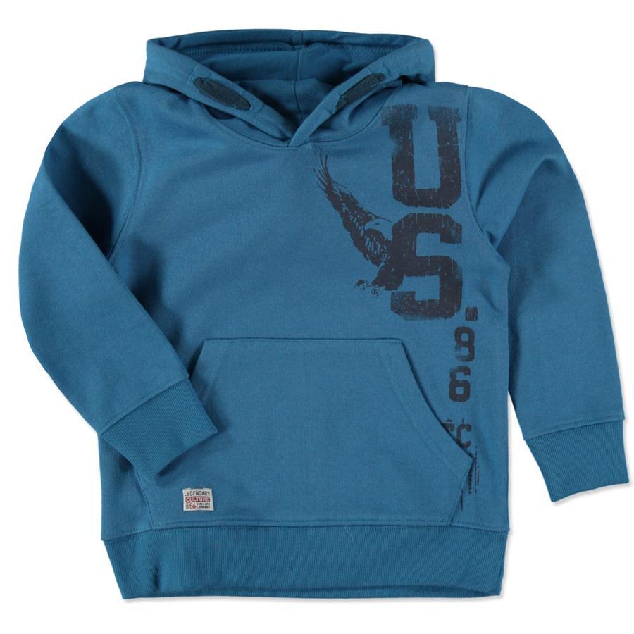 STACCATO Boys Sudadera con capucha azul oscuro