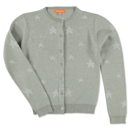 STACCATO Girls Cardigan light stone melange