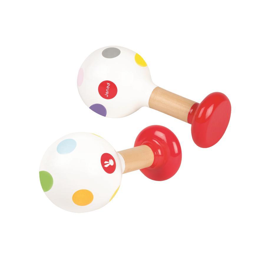 Janod® Konfety - Rumba koule, malé