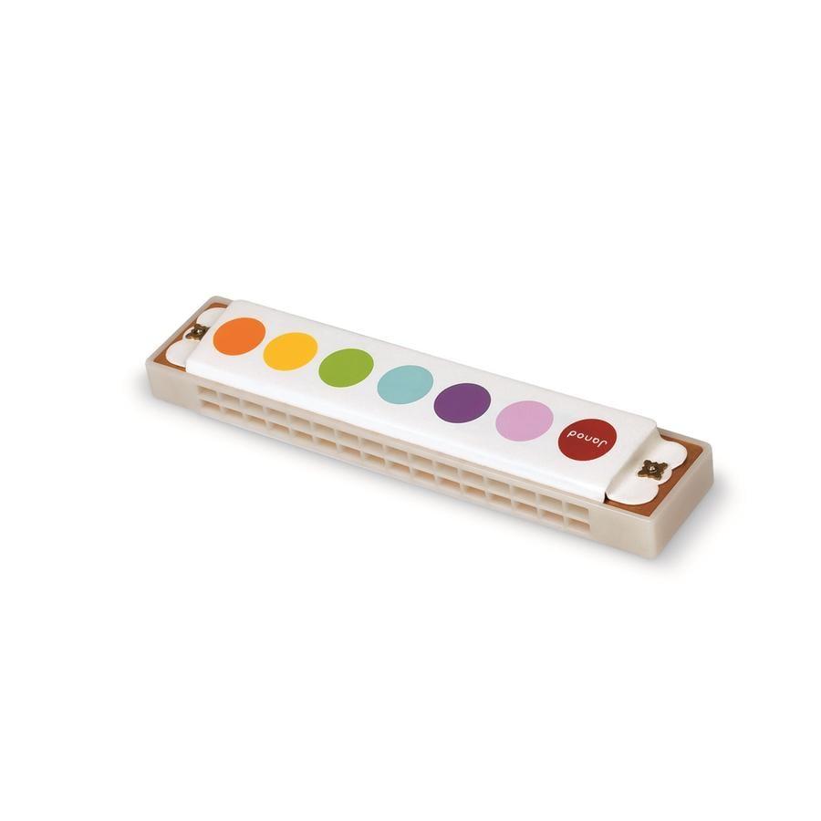 Janod® Konfety - Foukací harmonika