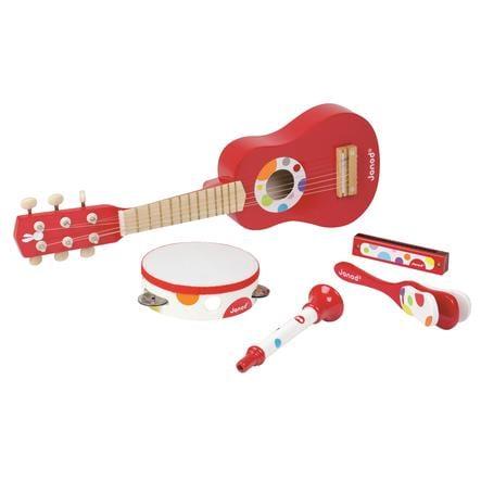 Janod® Confetti - Musiek-Set, groot