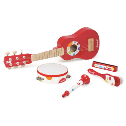 Janod® Set musical Music Live Confetti
